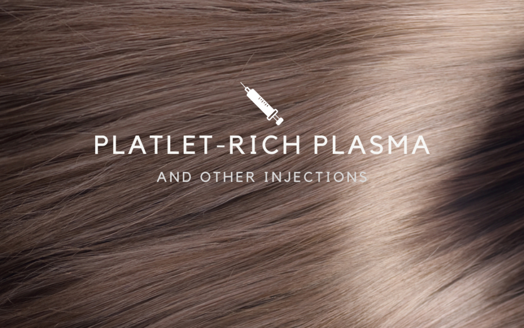 Platlet-Rich Plasma and Other Injections